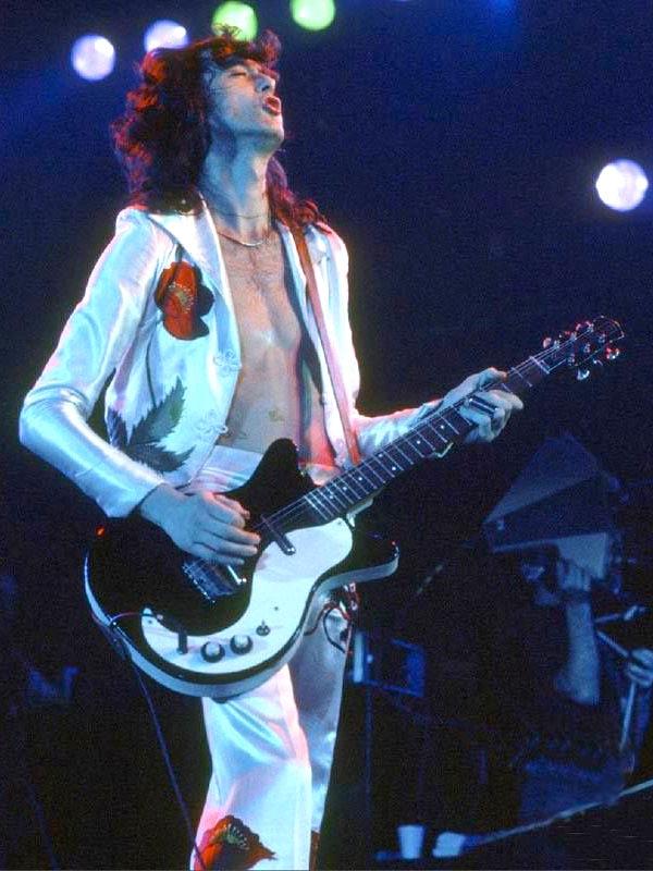 Интервью с Джимми Пейджем Guitarist Июль 2003